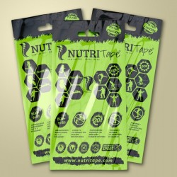 NUTRITAPE (3 BLISTER)