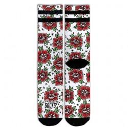 CALCETINES AMERICAN SOCKS SOCK N´ ROSES American Socks