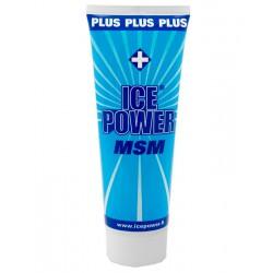 CREMA ICE POWER GEL FRIO PLUS MSM 200 ML Ice Power